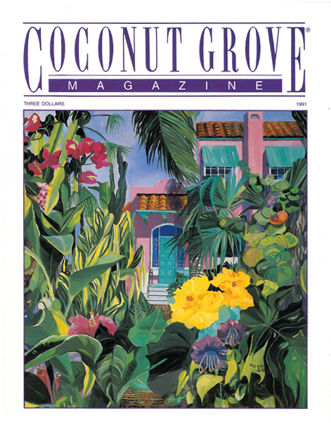coconutgroveour tropical magazine