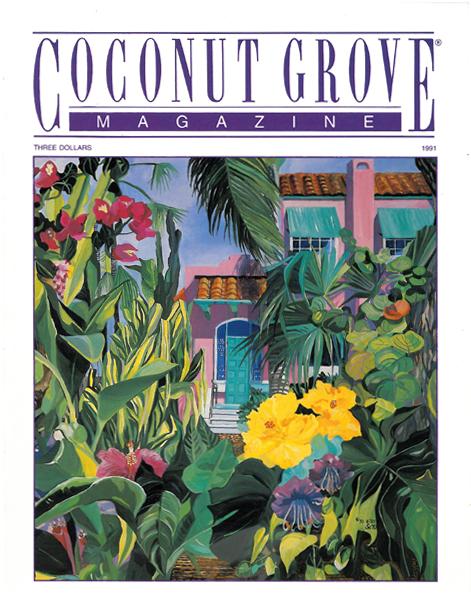 coconutgroveour tropical magazine