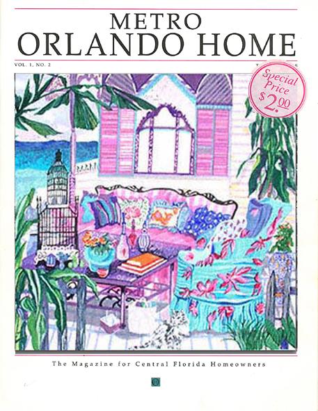 orlando  home magazine