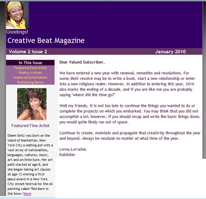 DreamBeat Magazine