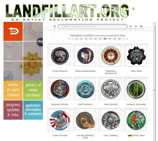 landfill-art.org