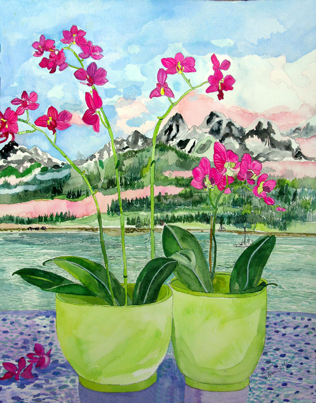 twoorchids