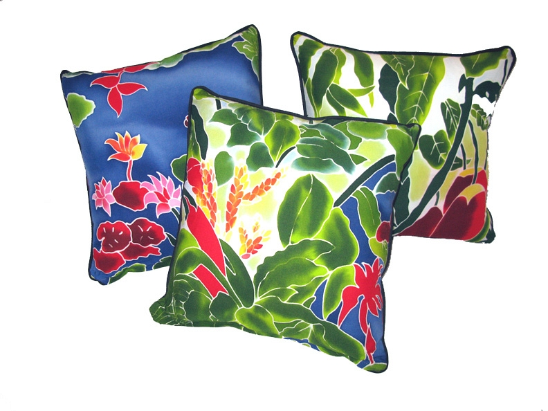 Dripping Mangoes - pillow