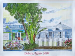 Delray Affair 2009 - Bankers Row