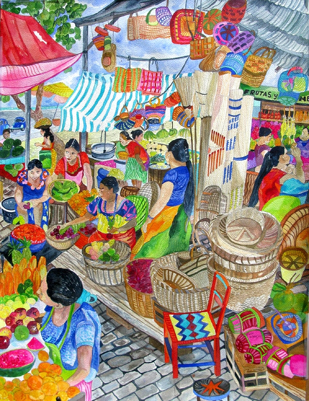A Locals Market