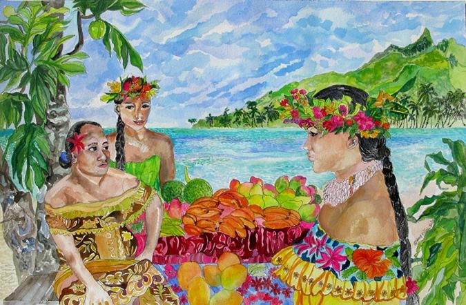 Bora Bora Women
