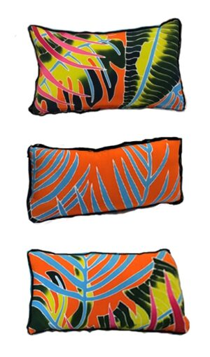 Fiesta Palms  Lumbar size pillows