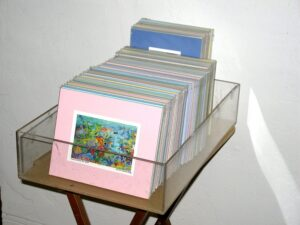 Matted Miniprints