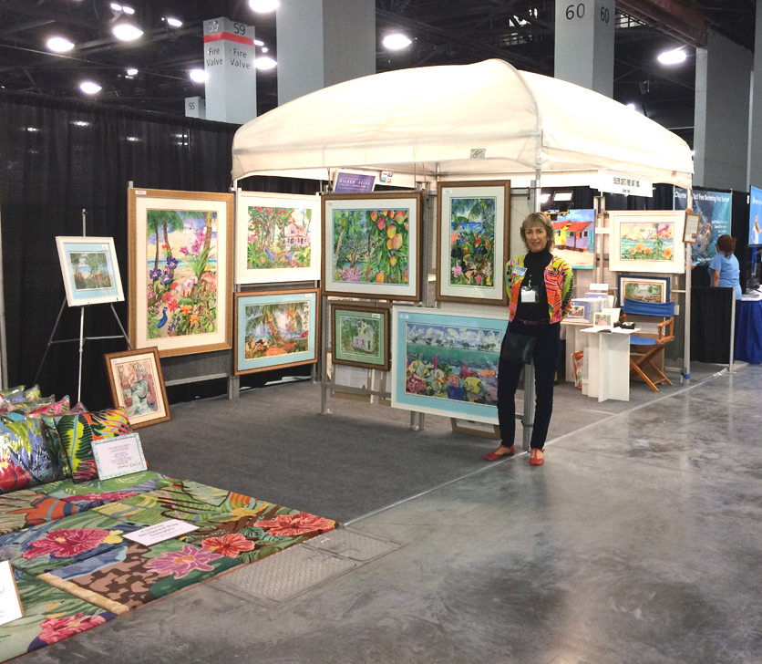 The Home Design And Remodeling Show Part - 37: Please Come And See Me At The. Home Design And Remodeling Show On Miami  Beach, Fl I Will Be Exhibiting, My Original Paintings And Prints For Sale  And ...