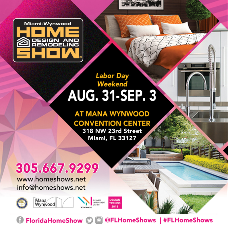 Home Design And Remodeling Show  Mana Wynwood Convention Center