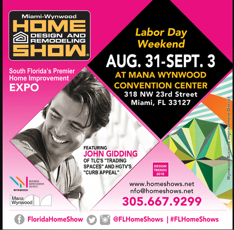 Home Design And Remodeling Show- Mana Wynwood Convention